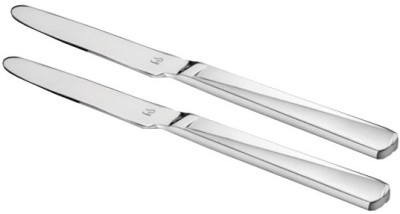 FNS Silk n Satin Stainless Steel Dessert Knife Set(Pack of 2)