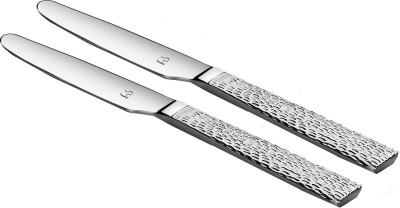 FNS Madrid Stainless Steel Dessert Knife Set(Pack of 2)