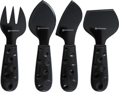 Swissmar Petite Suisse Steel Cheese Knife Set(Pack of 4)