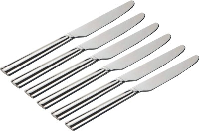 FNS Venice Stainless Steel Dessert Knife Set(Pack of 6)