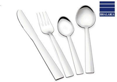 Bhalaria Sleek Stainless Steel Cutlery Set