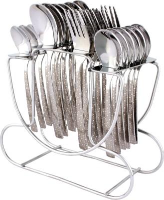 KOKO Stainless Steel Cutlery Set(Pack of 24)