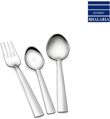 Bhalaria Sleek Stainless Steel Cutlery Set