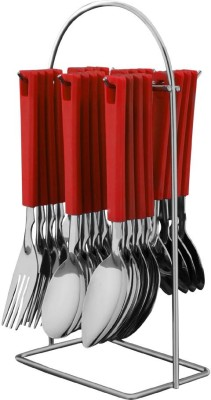 MAGIK REG.CUTLERY SET 18PCS Stainless Steel, Plastic Cutlery Set