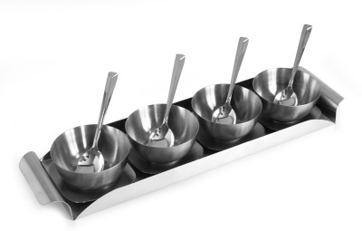 Tricon Ice Cream Set ICS2 Stainless Steel Cutlery Set