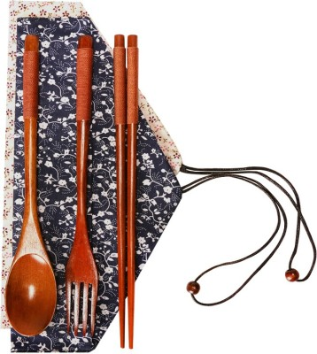 Toygully Wooden Cutlery Set