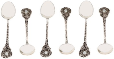 JewelandGifts Silver Plated Cutlery Set