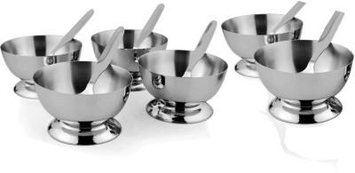 Tricon Ice Cream Set ICS12 Stainless Steel Cutlery Set