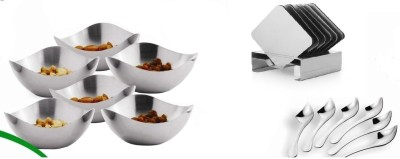 Tricon Snack Set Stainless Steel Cutlery Set