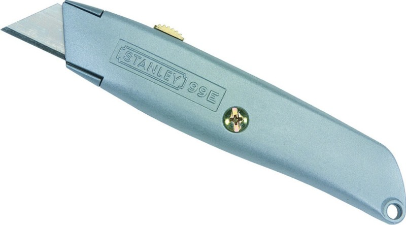 Stanley Classic 99 Metal Grip Hand-held Paper Cutter(Set Of 1, Grey)
