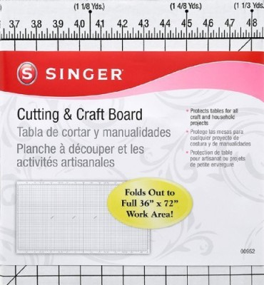 Singer Cutting And Craft Board