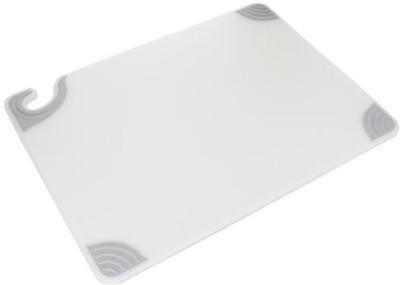 San Jamar Cbg152012 SafTGrip CoPolymer Standard Size Cutting Board