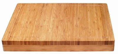 Lipper International 8830 Bamboo Over The Edge Of Counter Cutting Board