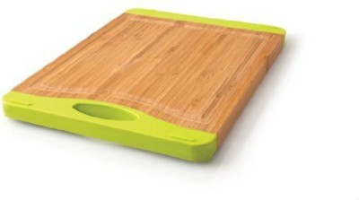 Berghoff Rectangle Bamboo And Silicone Chopping Board