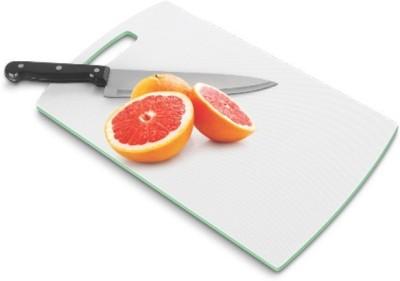 Alda chopping board 40cm Plastic Cutting Board(White Pack of 1)