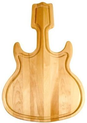 Catskill Craftsmen Guitar Shaped Cutting Board
