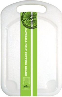 Catskill Craftsmen 934Inch Small Utility Poly Cutting Board With Groove
