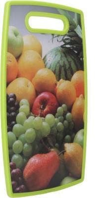 Chrome Plastic Cutting Board(Green)