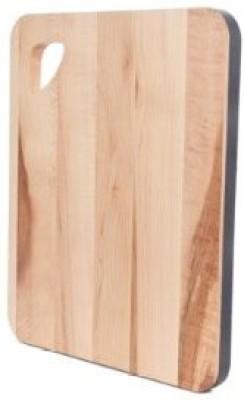 J.K. Adams Solid Maple Wood Geo Cutting Board