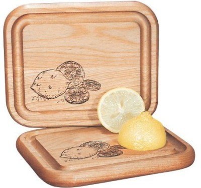 Catskill Craftsmen 7Inch Bar Board With Branded Lemons