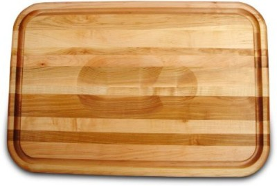 Catskill Craftsmen 24Inch Versatile Meat Holding Cutting Board With WedgeTrench