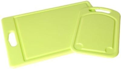 MDC Housewares Inc. P!Zazz 1052Lg 2Piece Poly Cutting Board Set
