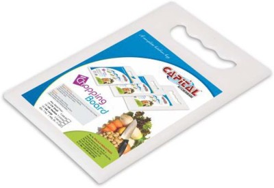 CAPITAL Chopping Board (Medium) Plastic Cutting Board