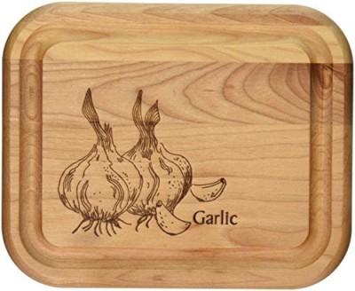 Catskill Craftsmen 7Inch Bar Board With Garlic Brand