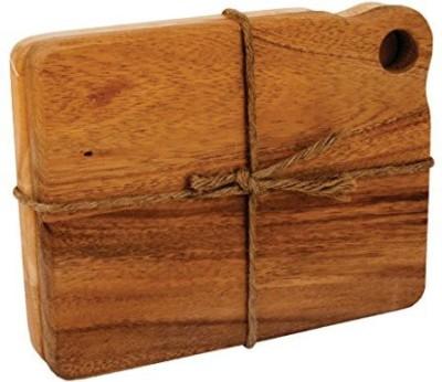 Ironwood Gourmet Ironwood 2Pack Mini Acacia Wood Cutting Boards