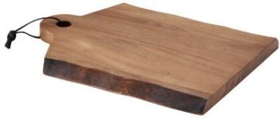 Rachael Ray Cucina Pantryware 14Inch X 11Inch Wood Cutting Board With Handle