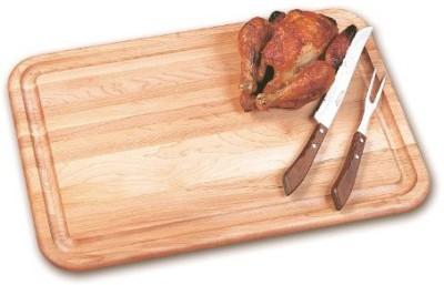 Catskill Craftsmen 19Inch Reversible Carving Board