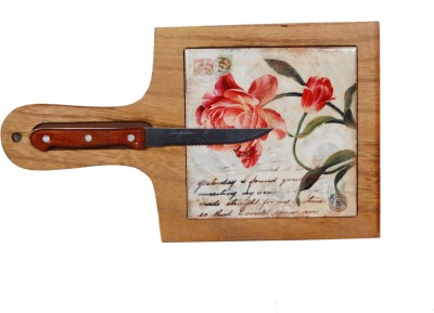 Kulture Label Wooden Cutting Board