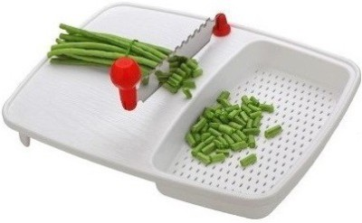 Vmore Nestwell Cut And Wash Vegetables And Fruits Plastic Cutting Board