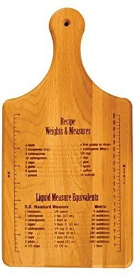Catskill Craftsmen Recipe Weights And Measures Paddle Board