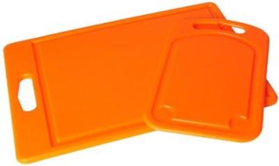 MDC Housewares Inc. P!Zazz 1052O 2Piece Poly Cutting Board Set