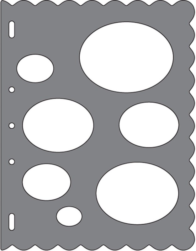 Fiskars F1003824 Cutting Mat(2 cm x 27 cm)