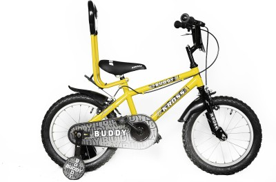 Kross Buddy 16 Yellow&Black 401717 Recreation Cycle