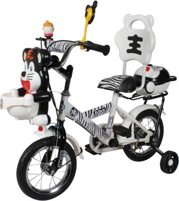 HLX-NMC HAPPY TIGER 12 INCH KIDS BICYCLE ZEBRA STYLE TG12ZEBRA Recreation Cycle