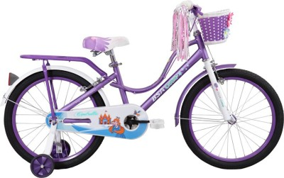 BSA CHAMP CINDRELLA 16 INCH CYCLE 16 Road Cycle(Purple)