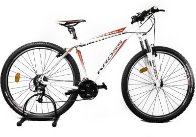 Kross Level B2 White&Red KS-LVB229ERMS Mountain Cycle