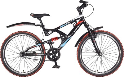 Hero RX2 26T SS Sprint without Disc Brake SRXT26BKRD05 Road Cycle