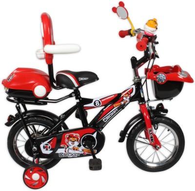 HLX-NMC KIDS BICYCLE 12 CAR-X RED/BLACK 12CARXRDBK Recreation Cycle