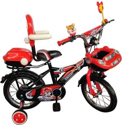 HLX-NMC KIDS BICYCLE 14 CAR-X RED/BLACK 14CARXRDBK Recreation Cycle(Red, Black)