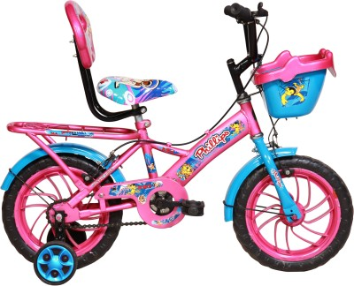 BSA CHAMP KIDZ 14 INCH BICYCLE PINK 14 Road Cycle