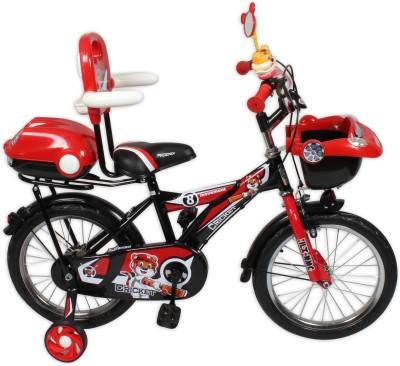 HLX-NMC KIDS BICYCLE 16 CAR-X RED/BLACK 16CARXRDBK Recreation Cycle
