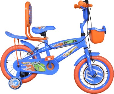 Excel Hot Wheels 14 Inches MAT059 Recreation Cycle(Blue)