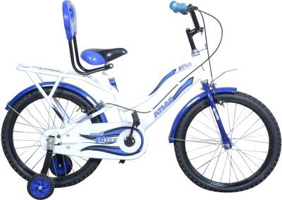 Atlas Bliss IBC TT 20T BLIBWB20 Recreation Cycle(White, Blue)