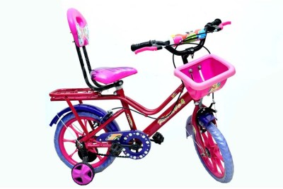 Taaza Garam Kids BiCycle with Carrier Z0111 Road Cycle