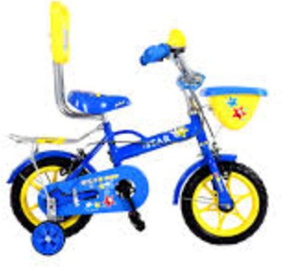 BSA CHAMP STAR 12 INCH 12 Road Cycle(Blue, Yellow)