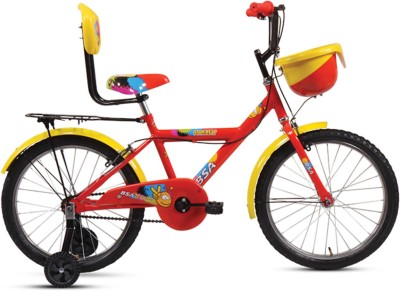 BSA CHAMP SMILEY 14 INCH BICYCLE RED 14 Road Cycle(Red)